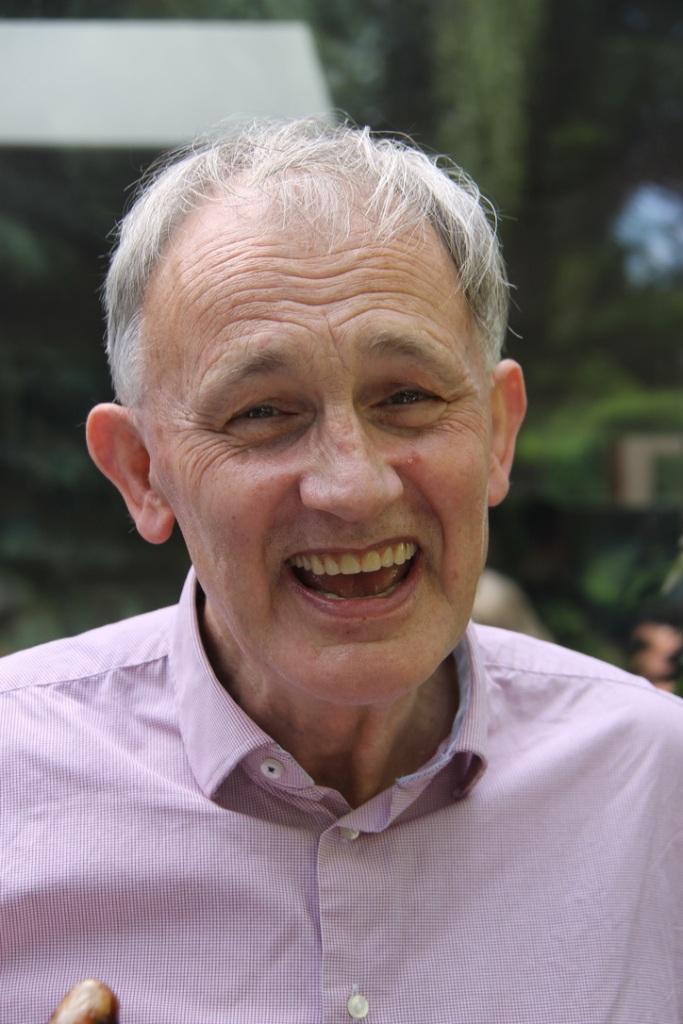 Prof David Ford