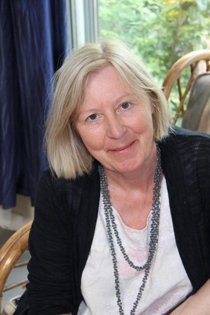 Mrs Judith Gardom